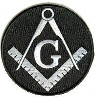 Patch -mason symbol circle