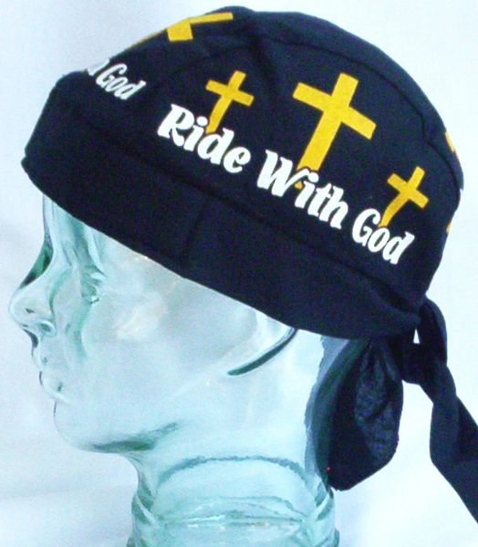 Headwrap - Ride with God