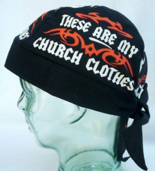 Headwrap - Church clothes