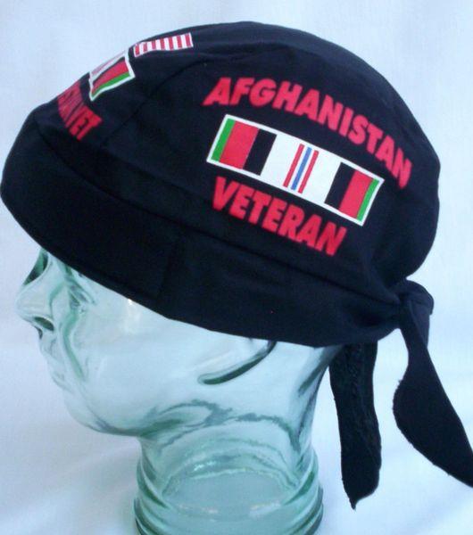 Headwrap - Afghanistan Veteran