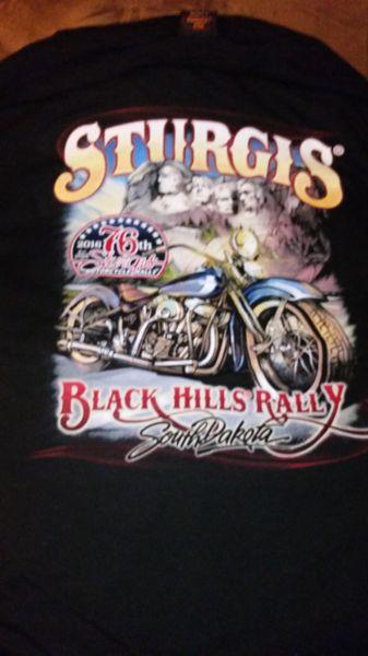 2016 Sturgis T shirt HL16001XL