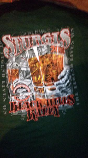 2016 Sturgis T shirt HL16004