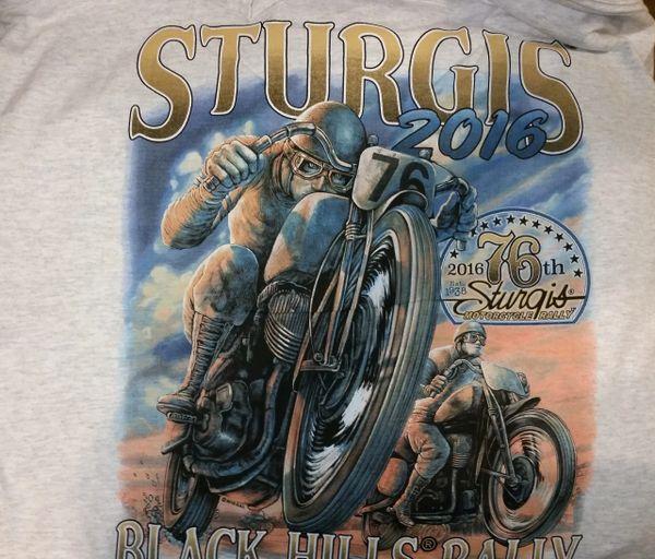 2016 Sturgis T shirt HL16007