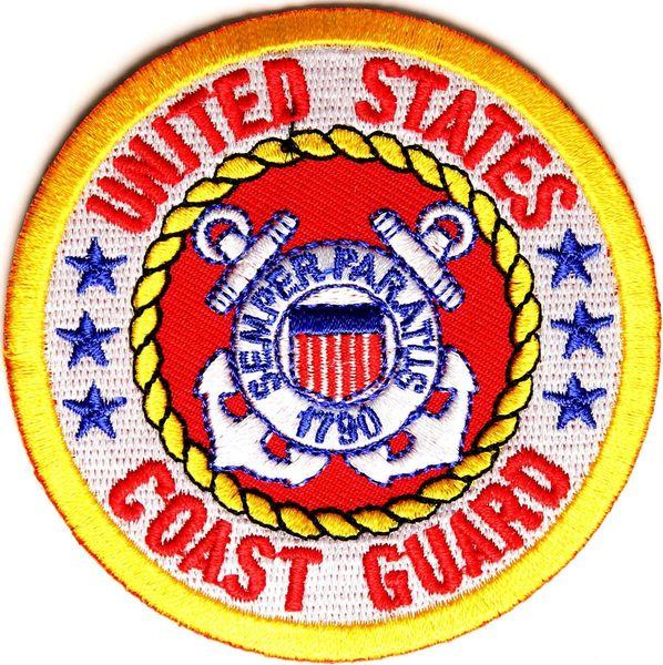 Patch - US Coast Guard