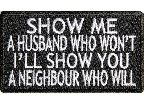 Patch - Show Me A Husband Who Wont