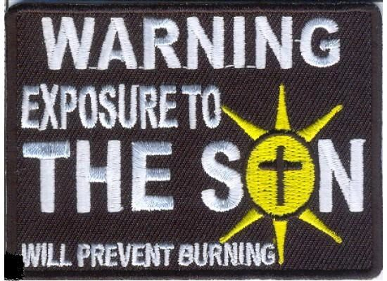 Patch - Exposure to The Son