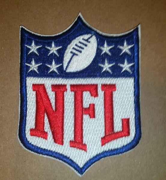 Patch - NFL shield logo