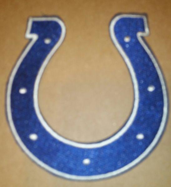 Patch - NFL Colts