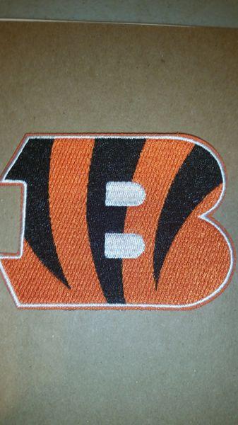 Patch - NFL Bengals