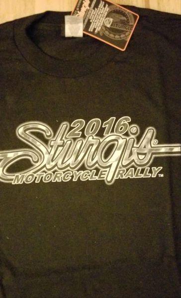 T-shirt Sturgis 2016