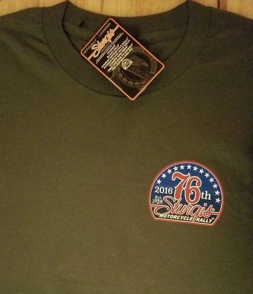 T-shirt- Sturgis 2016