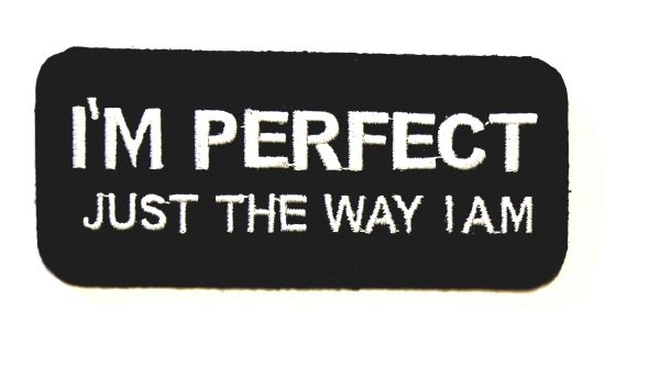 Patch - I'm perfect