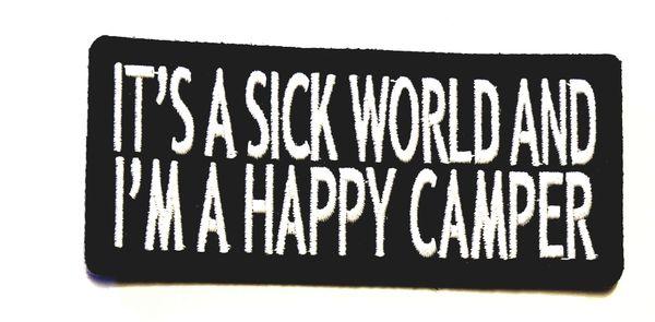 Patch - It's a sick world
