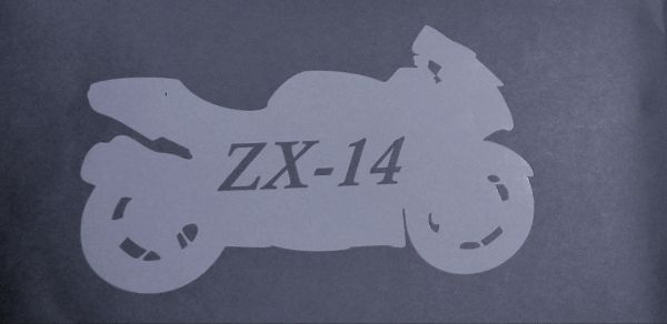 Decal - ZX-14