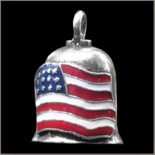 Gremlin Bell - Colored American Flag