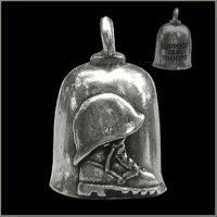 Gremlin Bell - Support Our Troops Helmet and Boots