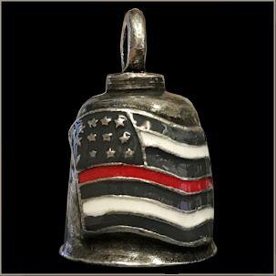 Gremlin Bell - Red Line American Flag