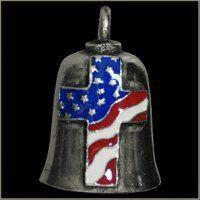 Gremlin Bell - USA in cross