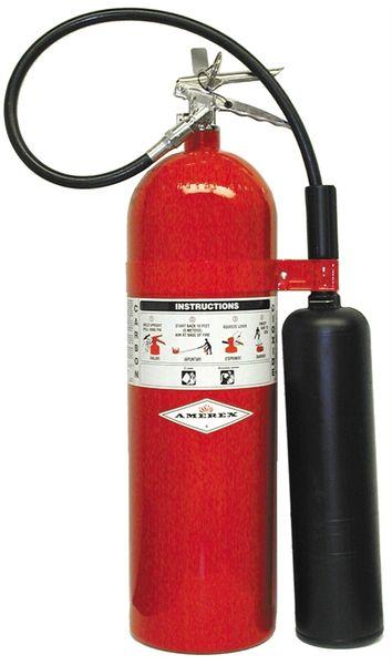 AMEREX 331 CARBON DIOXIDE STORED PRESSURE EXTINGUISHER - 15 LB