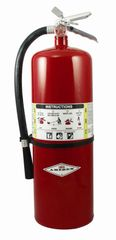 AMEREX A411 ABC MULTI-PURPOSE DRY CHEMICAL EXTINGUISHER - 20 LB