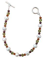 Fresh Water Pearl & Gemstone Medley Bracelet