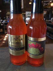 Prickly Pear Balsamic HOT Sauce