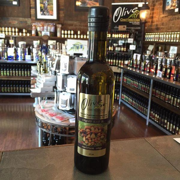 Mushroom Sage Extra Virgin Olive Oil