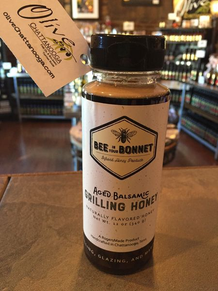 Honey: Aged Balsamic Infused Honey