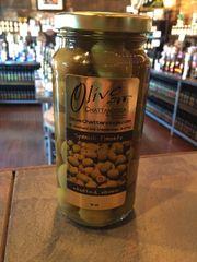Spanish Pimento Stuffed Olives