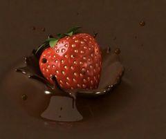 Chocolate Strawberry Aged Dark Balsamic