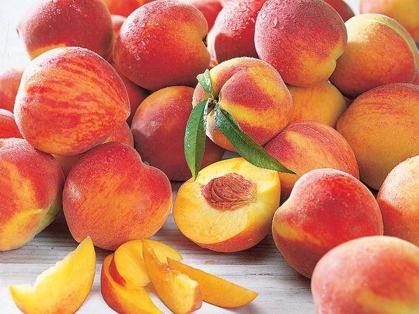 Peach Aged White Balsamic