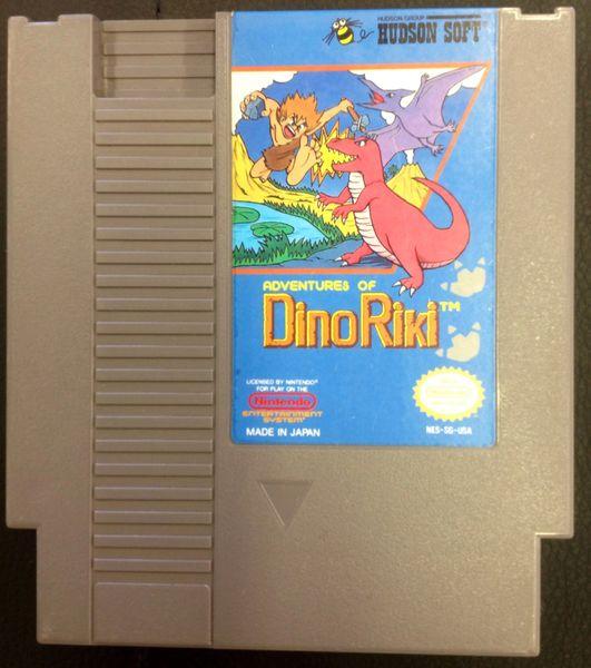 Adventures of DinoRiki