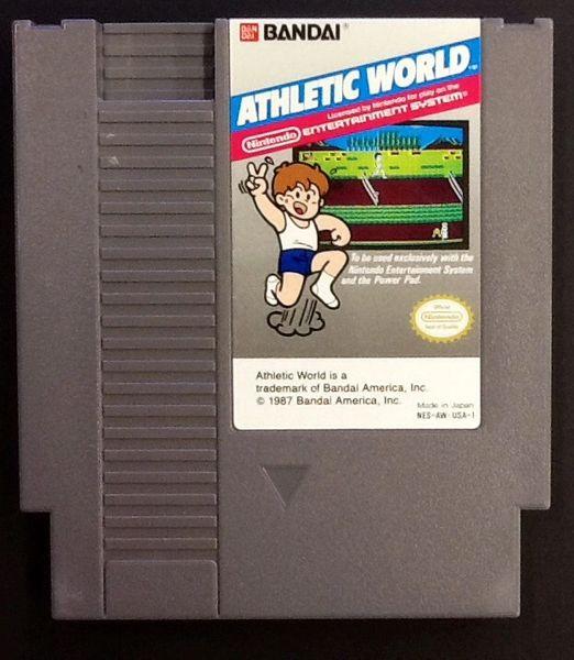 Athletic World