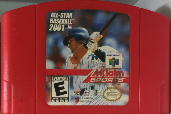 All Star Baseball 2001