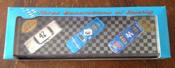 3 Generations Of Racing Lee, Richard & Kyle Petty