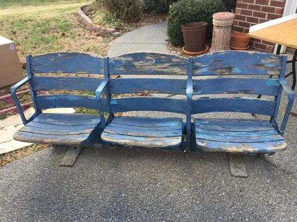 Original Stadium Seats for Atlanta Braves and Falcons