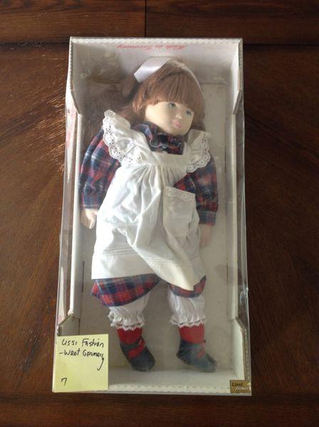Lissi Fashion Super Soft Doll