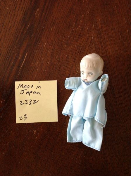 Japanese Porcelain Doll #2332