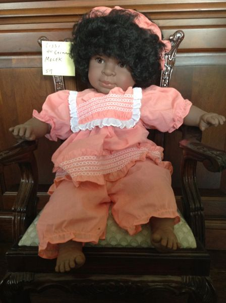 Lissi #44 Germany Melek Porcelain Doll