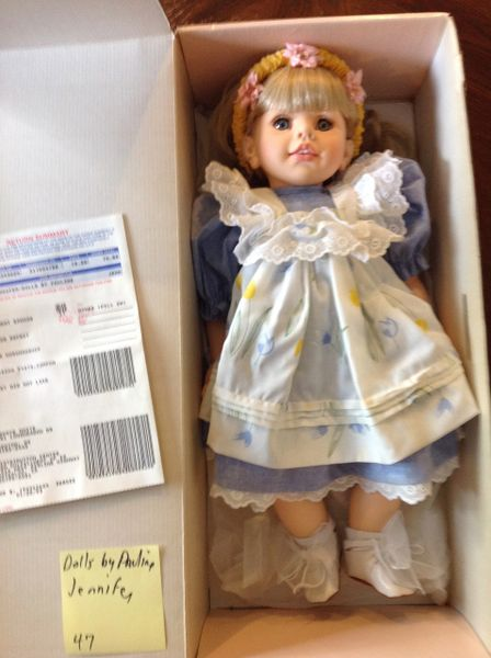 Porcelain Dolls by Pauline Jennifer