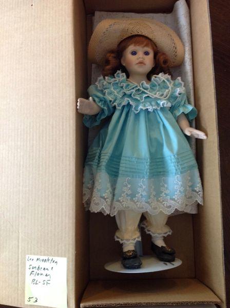 Lee Middleton Original Doll Sunbeam & Flower