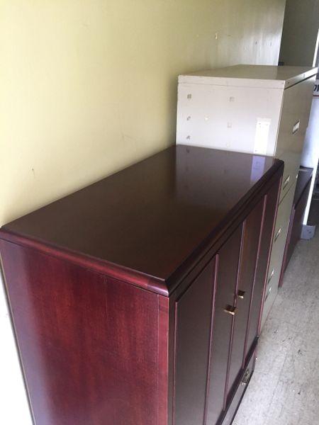 Mid-Century TV Cabinet