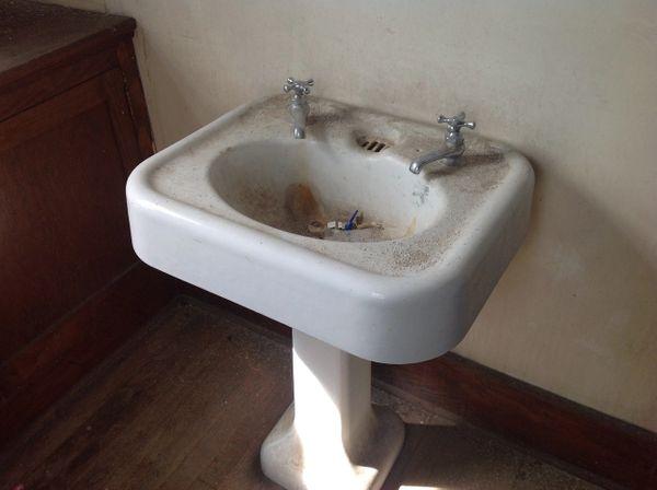 Antique Sink
