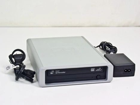 LaCie D2 525 Super Writemaster External DVD Recorder