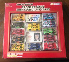 NASCAR Stock Car 1:64 Scale Die Cast
