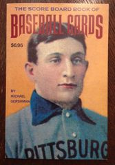 The Score Board Book of BaseBall Cards