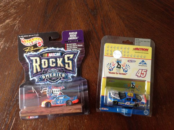Richard Petty Collectable Cars