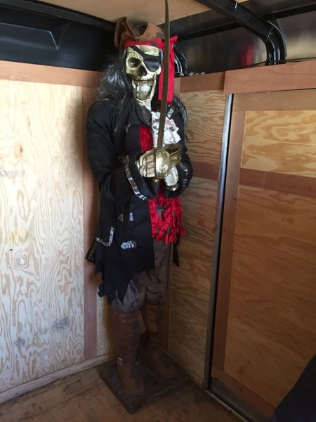 Life Size Pirate