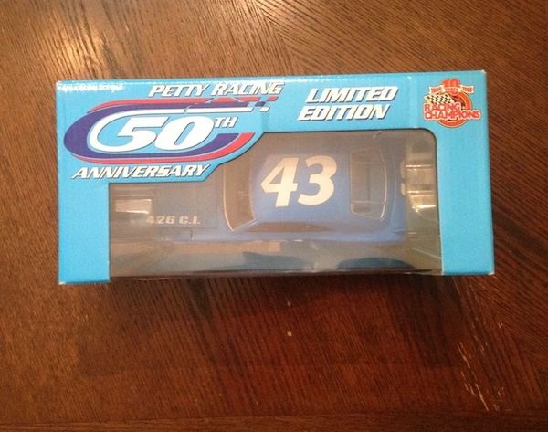 Petty Racing 50th Anniversary Limited Edition 1970 Plymouth Superbird