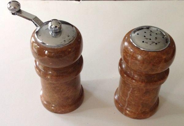 Salt Shaker And Pepper Grinder
